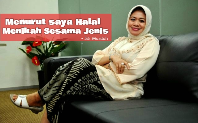 Musdah Mulia: Menurut Saya Halal Menikah Sesama Jenis