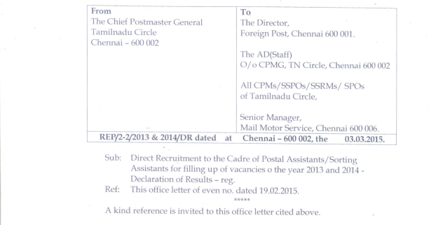 sas 115 letter all india association of postal supervisors tamilnadu 53110