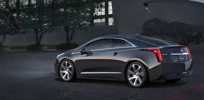 2016 Cadillac Ciana side look image