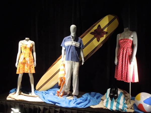 Disney Teen Beach Movie costumes D23 Expo