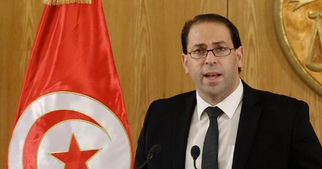 رئيس الوزراء التونسي يعلن الحرب على الفساد