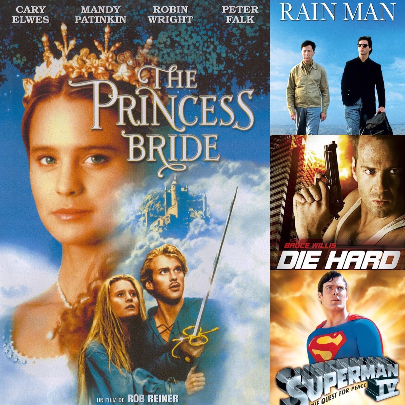 1987-1988 Movies