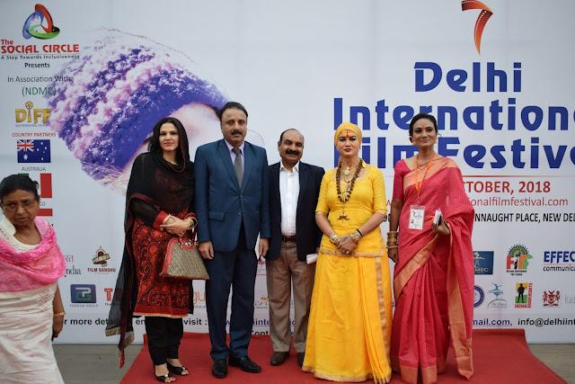 7वां पांच दिवसीय दिल्ली इंटरनेशनल फिल्म फेस्टिवल शुरू, 'व्हिस्परिंग सैंड्स' बनी ओपनिंग फिल्म