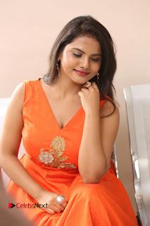 Actress Priyanka Pictures at Karulo Shikarukelithe Teaser Launch  0045.JPG