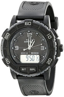 Timex Expedition Double Shock Black TW4B00800