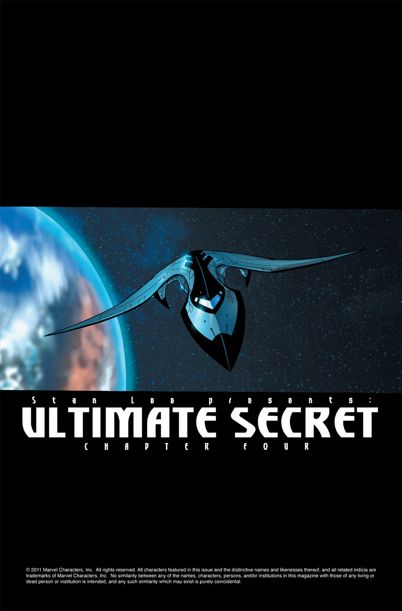 Read online Ultimate Secret comic -  Issue #4 - 2