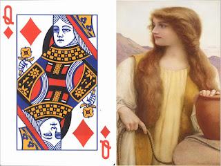 Nama Kartu Poker Q atau Queen