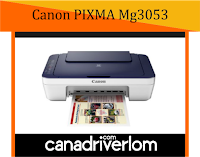 Canon PIXMA MG3053 Printer Driver Download - For Mac,Windows and Linux