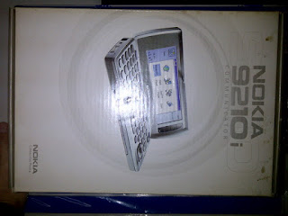 Dus Nokia 9210i Seken