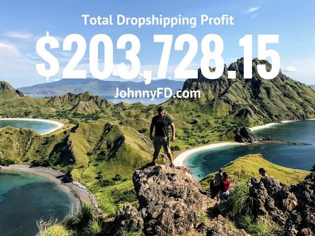 successful dropshipper dropshipping