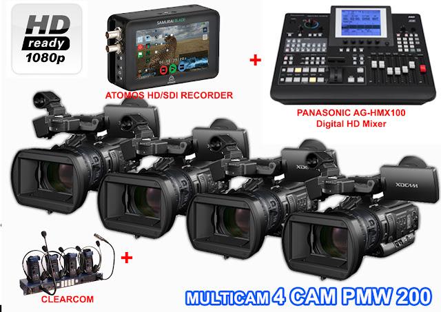 Kenali kamera multicam dan keunggulannya