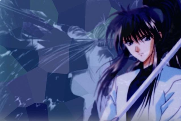 Tokiya Mikagami ( Flame of Recca ) - Top Strongest Anime Characters with Ice Power