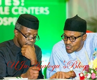Cabal can't stop Osinbajo as substantive President if Buhari resigns —Group