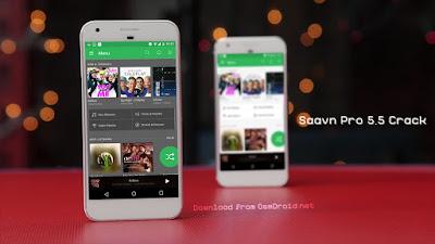 Saavn Pro 5.5 apk mod crack+ (andihack exclusive) [latest]