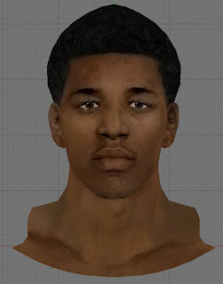 NBA 2K13 Nick Young Cyberface Patch
