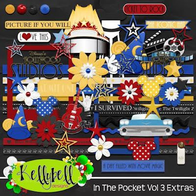 In The Pocket Vol 3 Extras