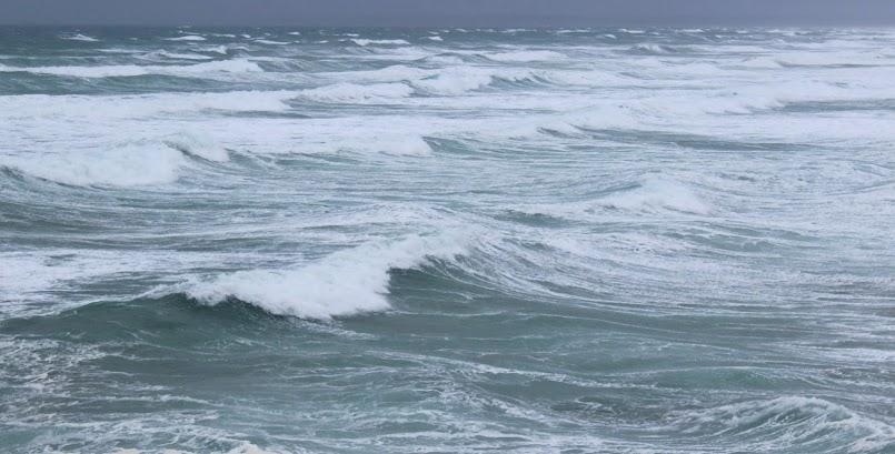 Gniew oceanu / La rage de l'océan à La Torche