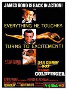 Điệp Viên 007: Ngón tay vàng