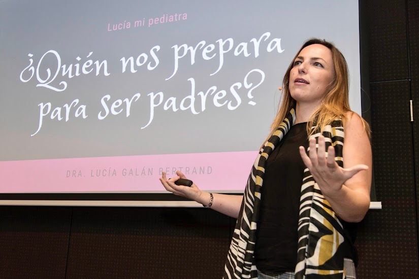 Lucía Galán - @luciamipediatra
