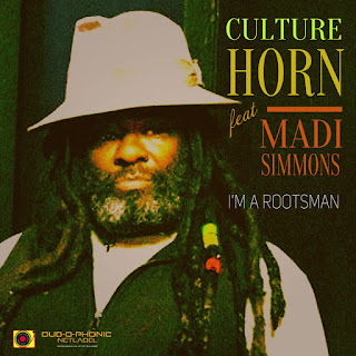 Culture Horn ft. Madi Simmons - I Am A Rootsman / Dubophonic