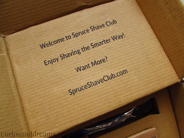 Spruce Shave Club, Spruce Shave Club review,