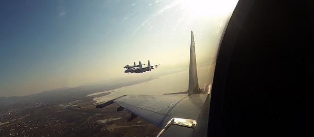 Με λέιζερ ικανά να καταστρέφουν κεφαλές επερχομένων πυραύλων τα μαχητικά αεροσκάφη 6ης γενιάς της Ρωσίας (βίντεο)