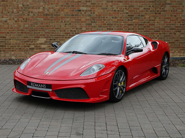 2009 Ferrari 430 Scuderia for sale at Romans International Ltd for GBP 209,950 - #Ferrari #Scuderia #tuning #supercar #for_sale