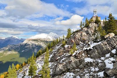 Sanson's Peak Weather Station, Banff