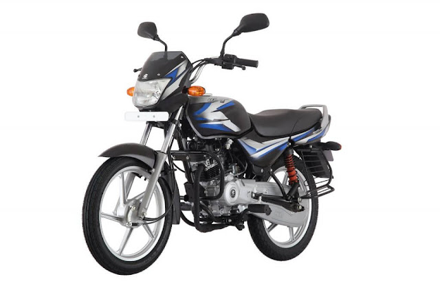 Bajaj CT100 Electric