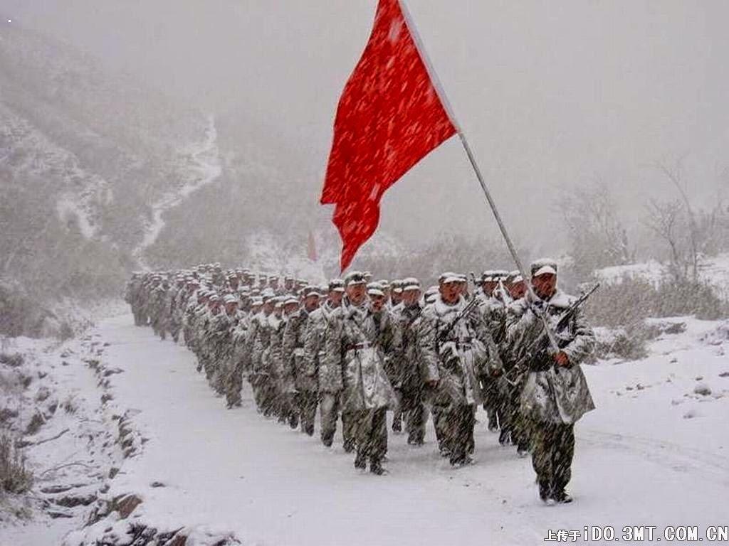 Resultado de imagen para Fotos de la Larga Marcha china