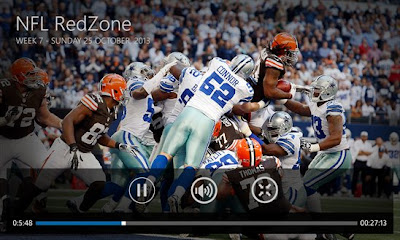 NFL Game Pass for Windows Phone