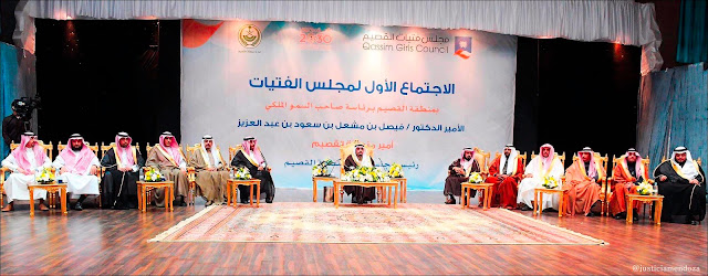 Qassim Girls Council. Vision 2030