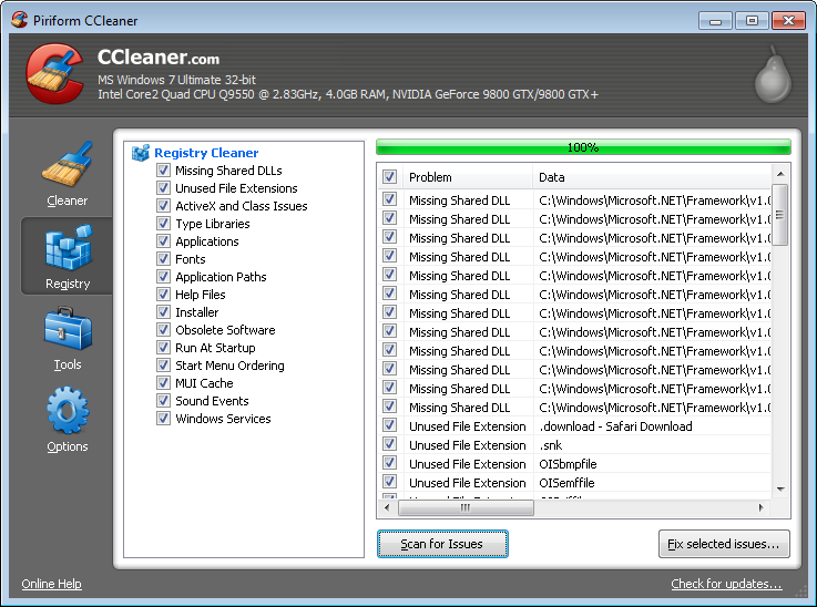 Download CCleaner Full Version free for Windows 10 - Usama's Blog