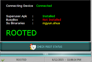 Pc Root Checker For All Android version 1.01 BY CHAN LAY