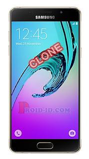 Cara Flashing Samsung A5 SM-A510FD Clone MT6572