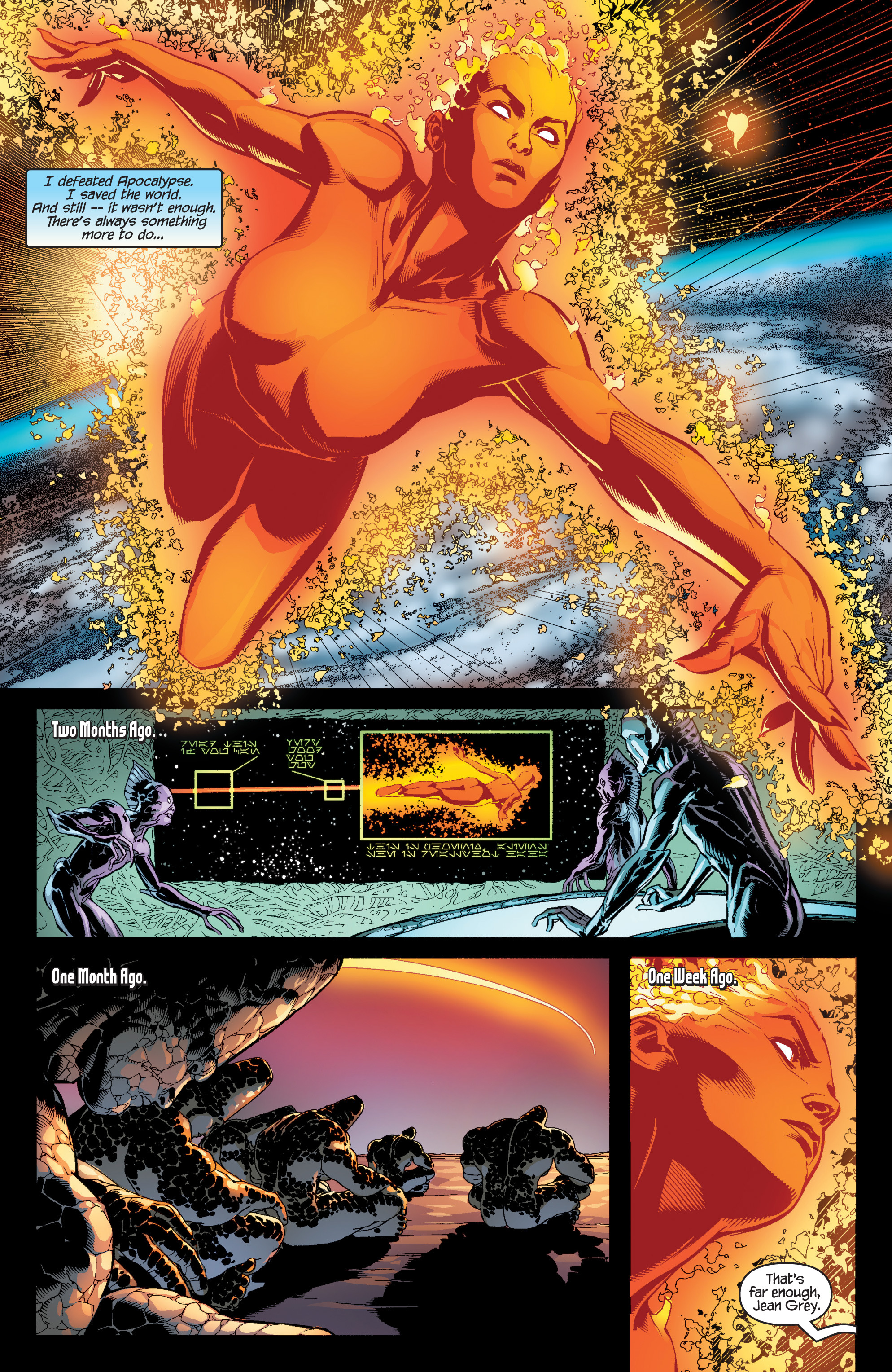 Read online Ultimate X-Men comic -  Issue #96 - 3