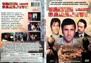 Carátula dvd: Walter Defends Sarajevo (1972) Valter brani Sarajevo