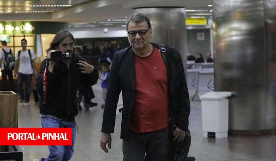 Cesare Battisti é preso na Bolívia