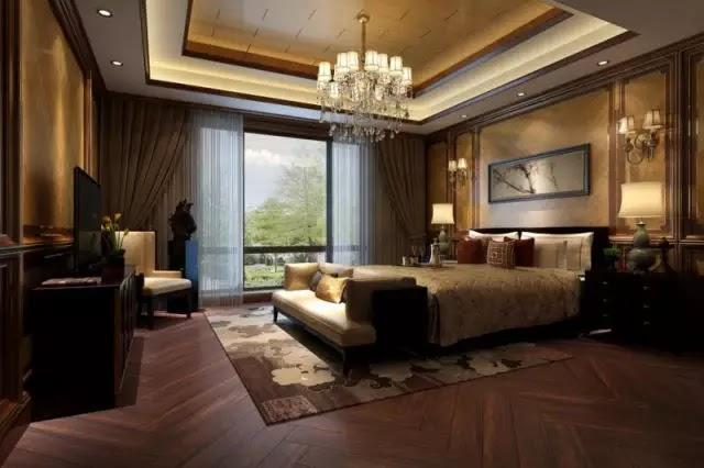 紅褐色系木紋  深邃傳統 濃烈深邃的紅褐色系木紋,更適用於中式或者日式等帶有傳統氣息的臥室空間