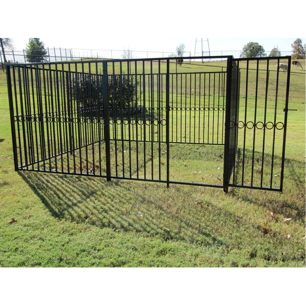 Outdoor Dog Kennels For Sale In USA.: 10 X 10 Kennel