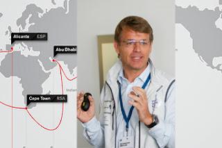 """Knut Frostad : """"Si une quelconque information nous parvenait concernant les risques encourus par les équipages, nous ferions aussitôt le nécessaire."""""""