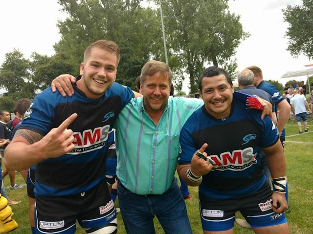 Dos fueguinos campeones en Alemania