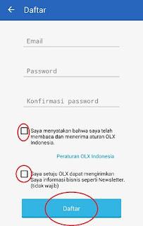 Cara Terbaru Daftar Dan Pasang Iklan Di OLX Menggunakan Smartphone