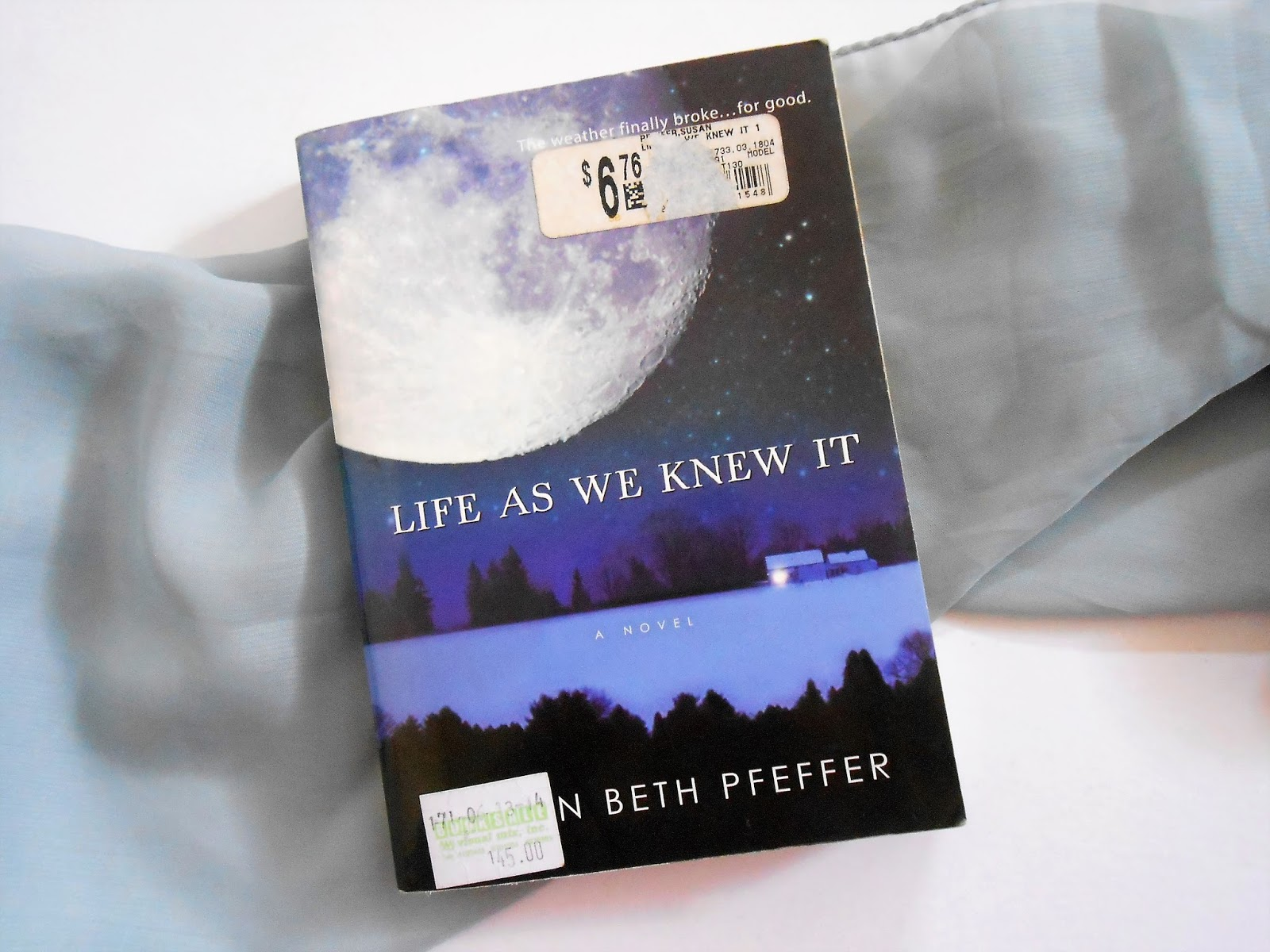 a critique of the book life as we know it by susan beth preffer Life as we knew it susan beth pfeffer has written several companion novels to life as we knew it ©2018 perma-bound books.