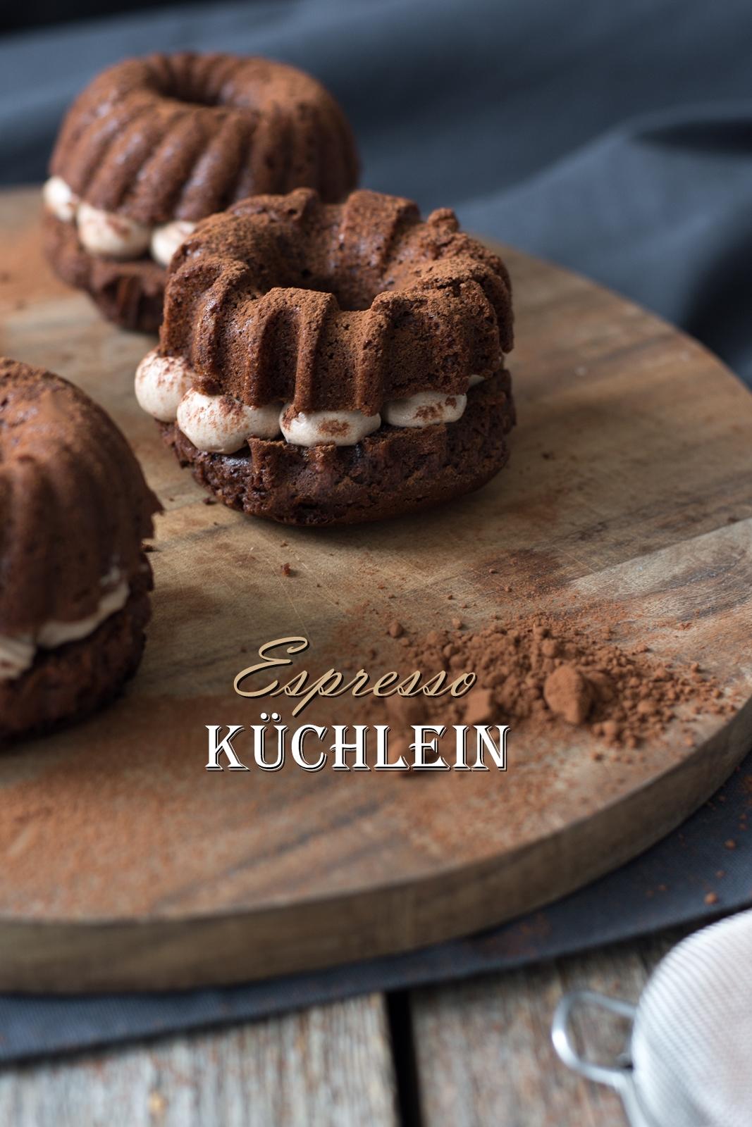 Espresso Küchlein Rezept