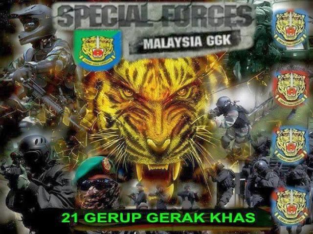 Image result for Gambar harimau askar melayu