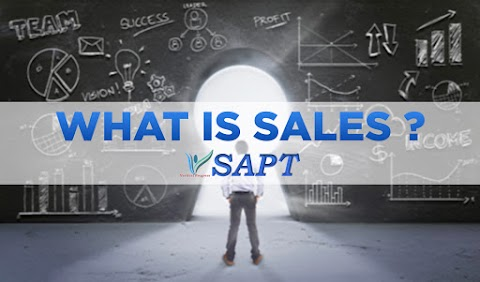 What Is Sales ?