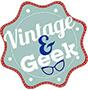 vintage and geek