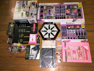 what i got for christmas 2016 makeup