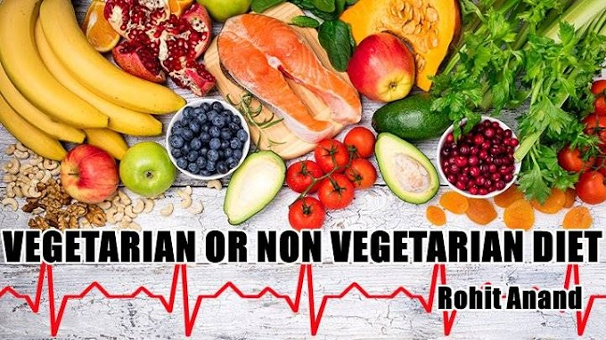 Why You Should Not Eat Meat or Non Veg Food and Be Vegetarian?
